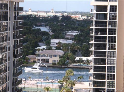 Foto de inmueble con direccion 2030 S Ocean Dr #825 Hallandale Beach FL 33009 con MLS A10428862