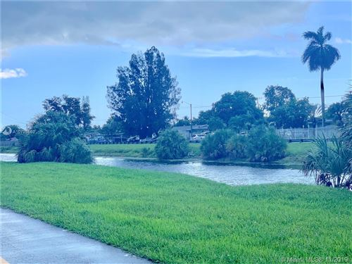 Photo of Listing MLS a10725862 in 18016 NW 41 pl Miami Gardens FL 33055