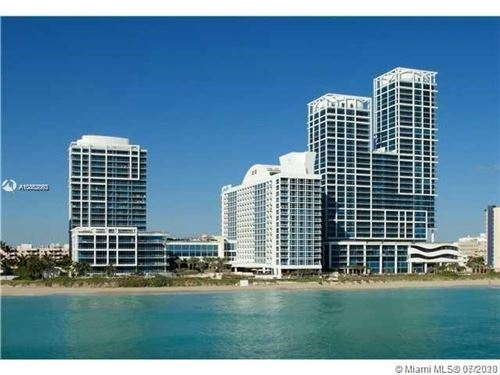 Foto de inmueble con direccion 6799 Collins Ave #102 Miami Beach FL 33141 con MLS A10853862