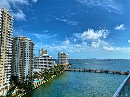 Photo of 475 Brickell Ave #2312, Miami, FL 33131 (MLS # A10950862)