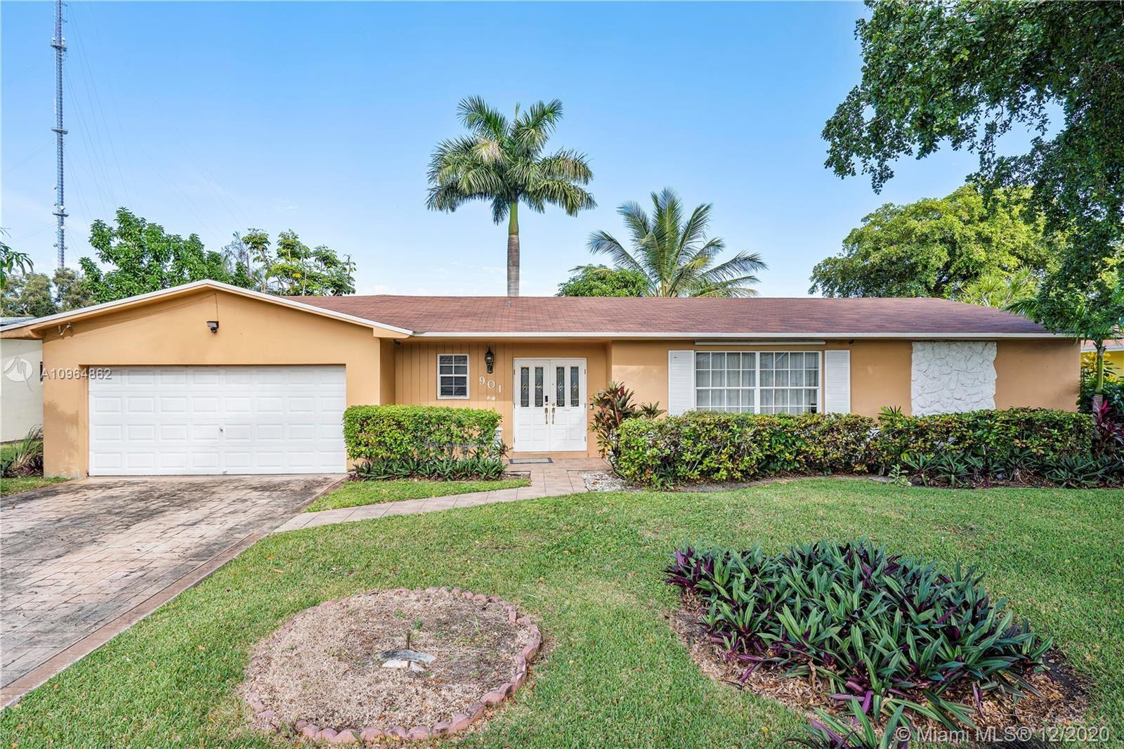 901 NW 207th St, Miami Gardens, FL 33169 - #: A10964862