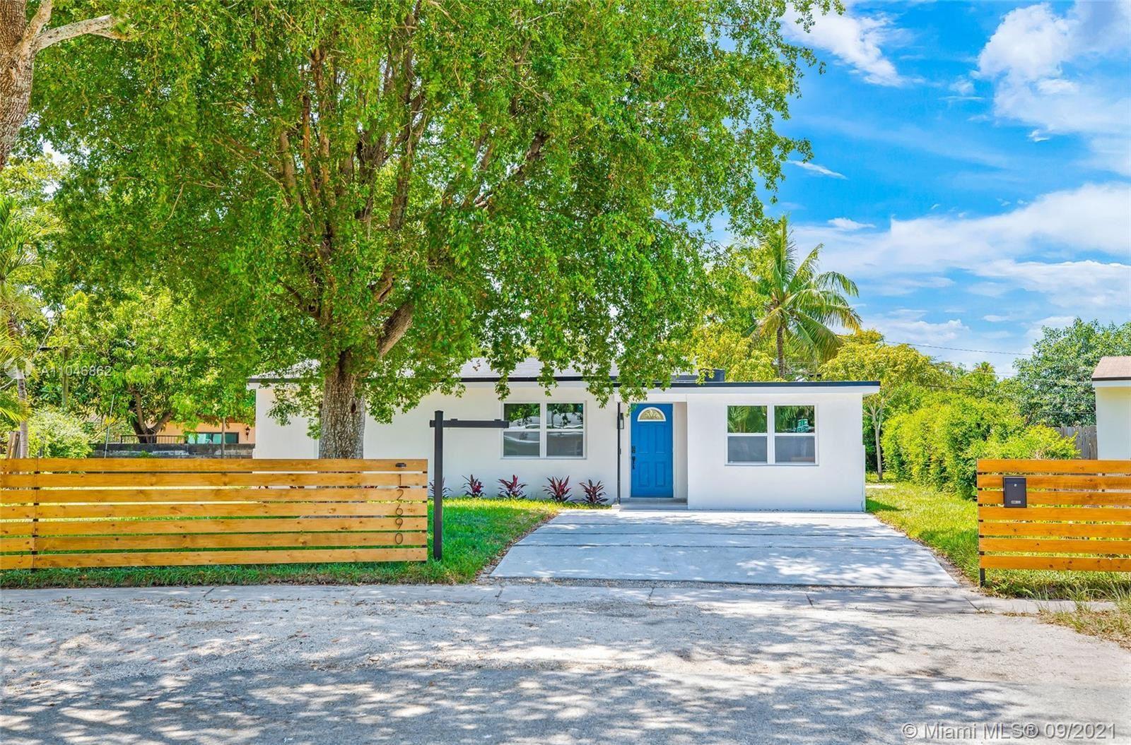12690 NW 1st Ct, North Miami, FL 33168 - #: A11046862