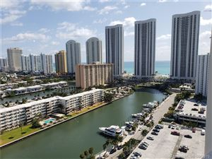 Photo of 300 Bayview Dr #2001, Sunny Isles Beach, FL 33160 (MLS # A10743863)