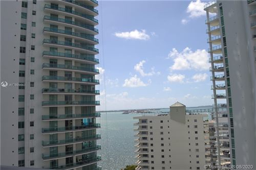 Photo of 1300 Brickell Bay Dr #1708, Miami, FL 33131 (MLS # A10909863)