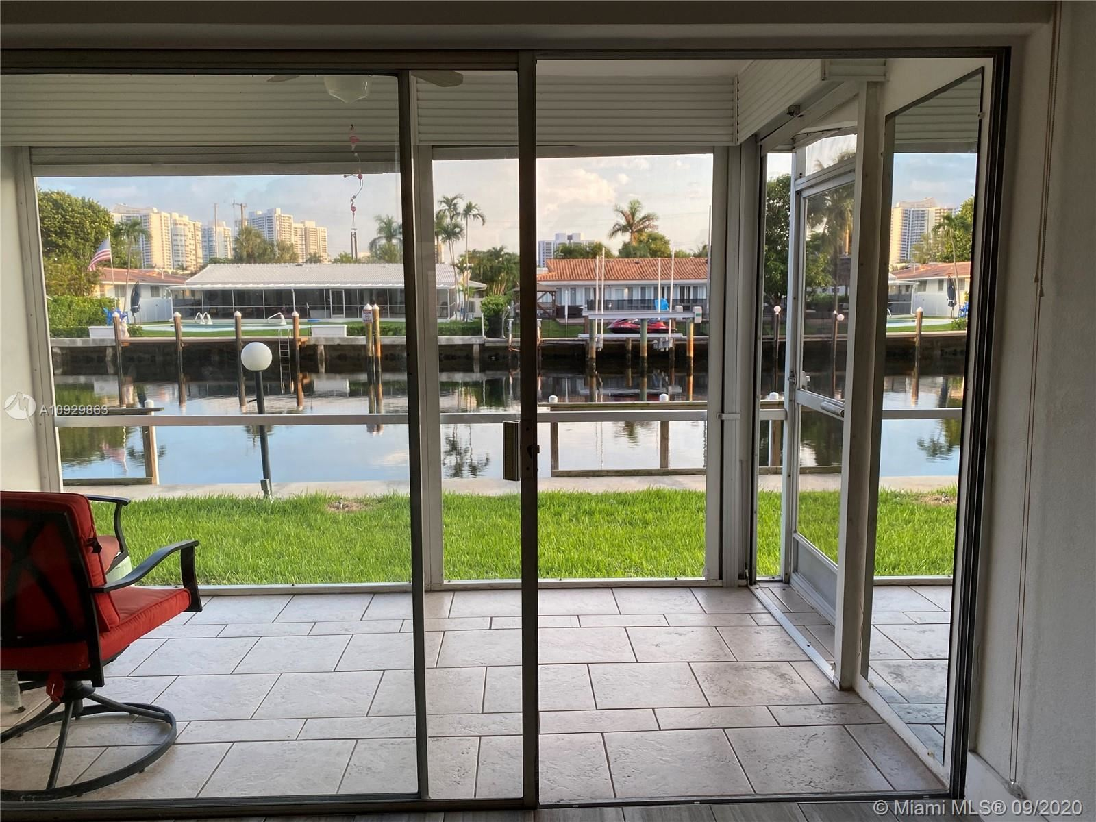 Photo of 455 Paradise Isle Blvd #102, Hallandale Beach, FL 33009 (MLS # A10929863)