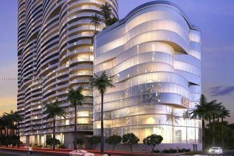 488 NE 18th St #3305, Miami, FL 33132 - #: A11102863