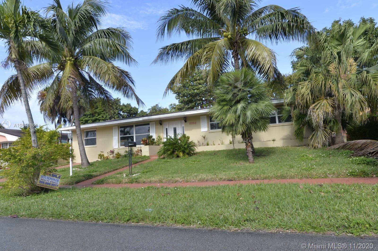 18350 NE 11 Ave, Miami, FL 33179 - #: A10849864