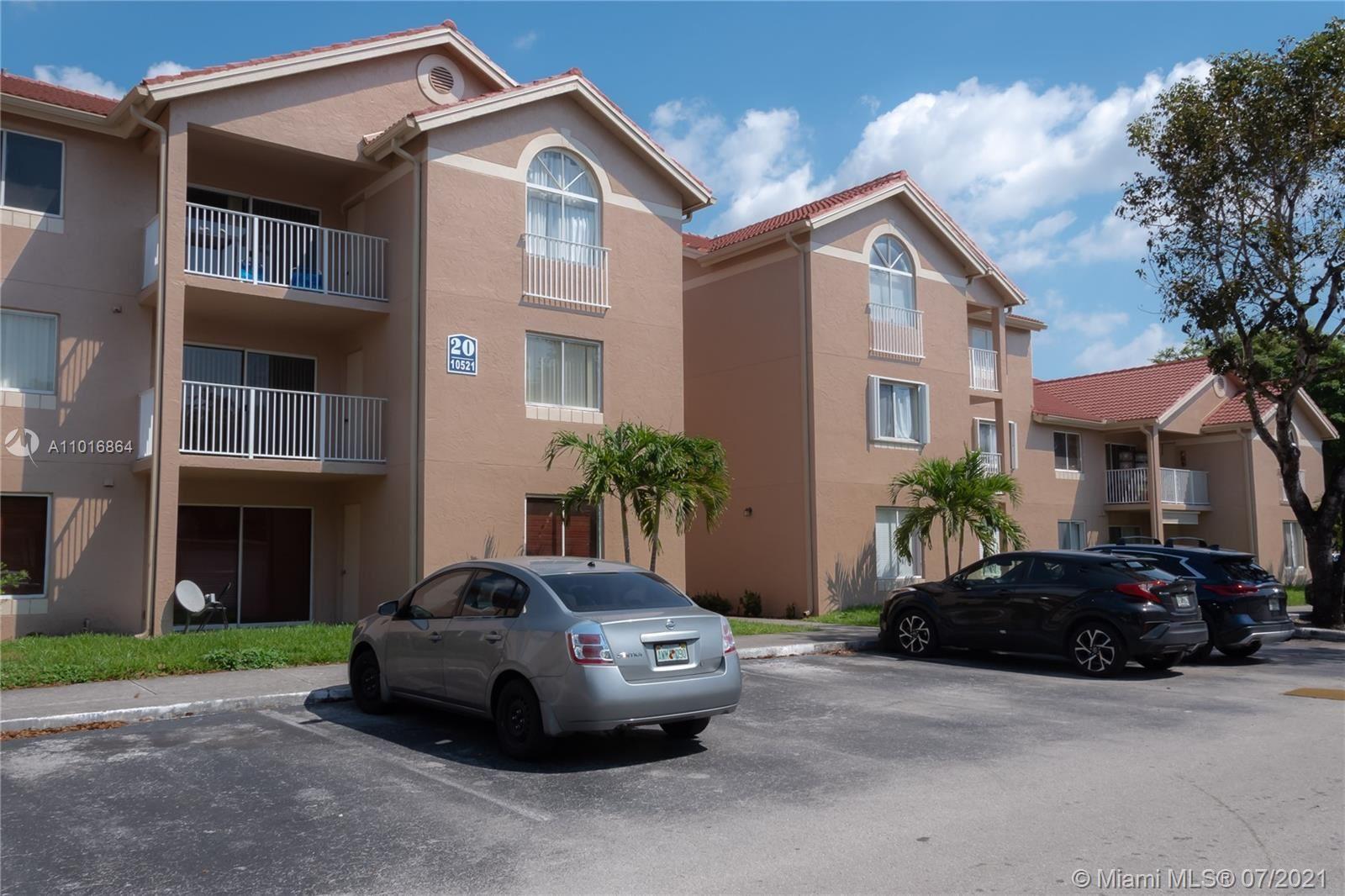 10521 SW 158th Ct #106, Miami, FL 33196 - #: A11016864