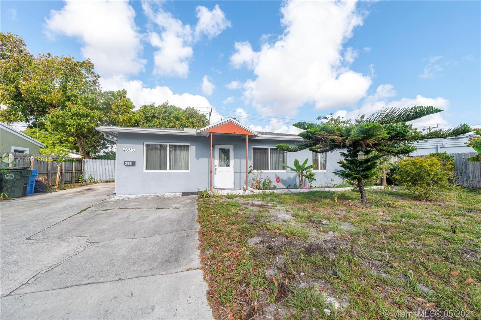 4633 N Andrews Ave, Oakland Park, FL 33309 - #: A11035864