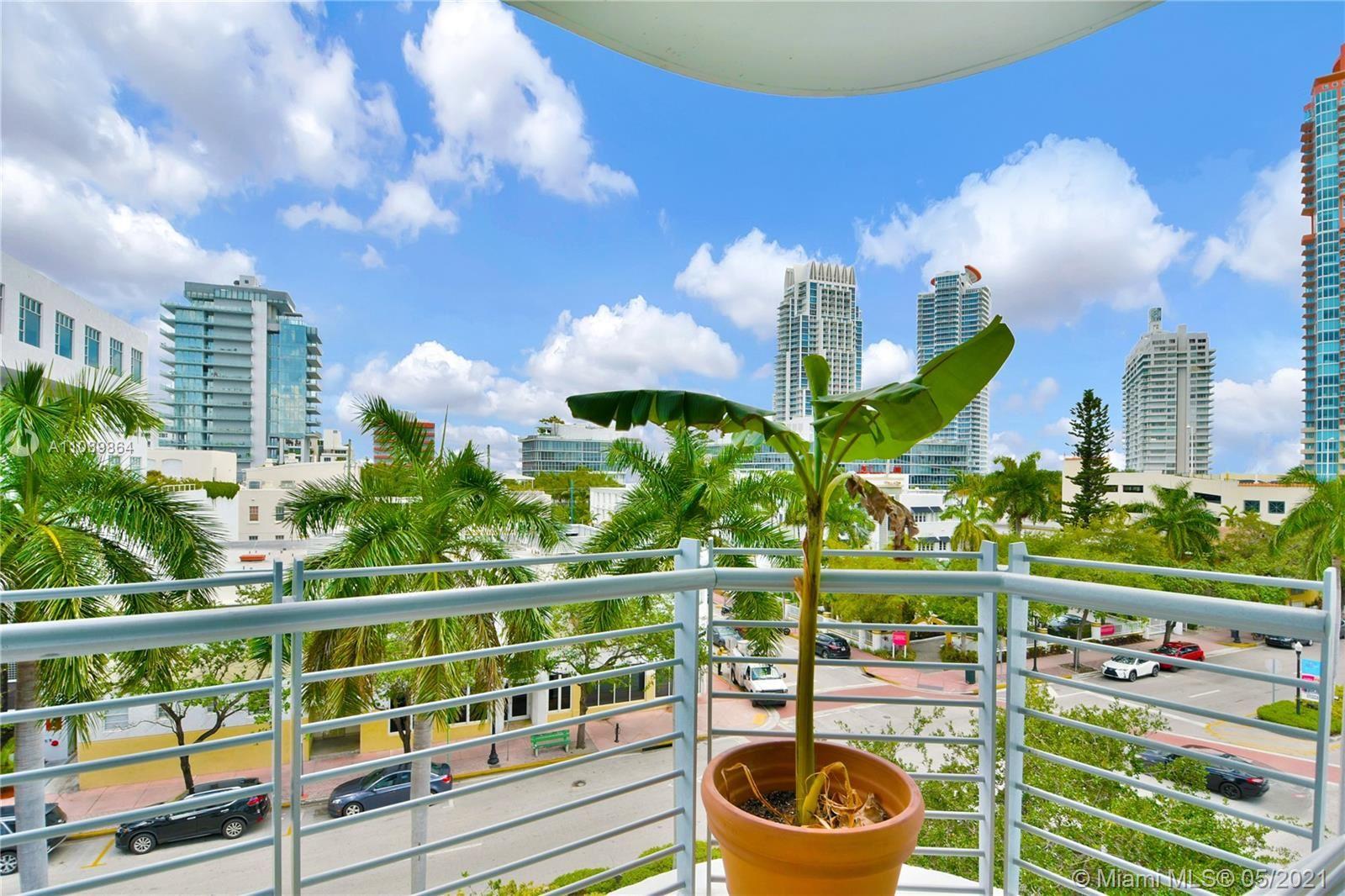 110 Washington Ave #1507, Miami Beach, FL 33139 - #: A11039864