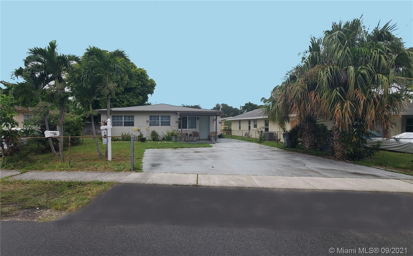 34 SW 7th Ave, Dania, FL 33004 - #: A11092864