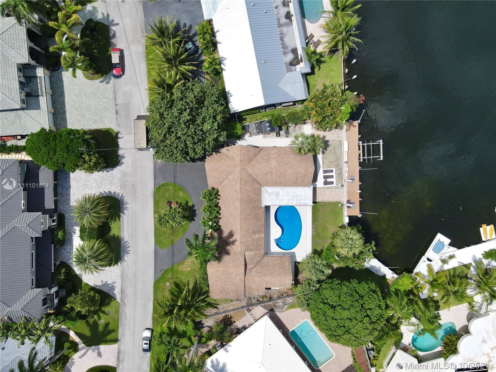 Photo of 2511 NE 33rd St, Lighthouse Point, FL 33064 (MLS # A11101864)