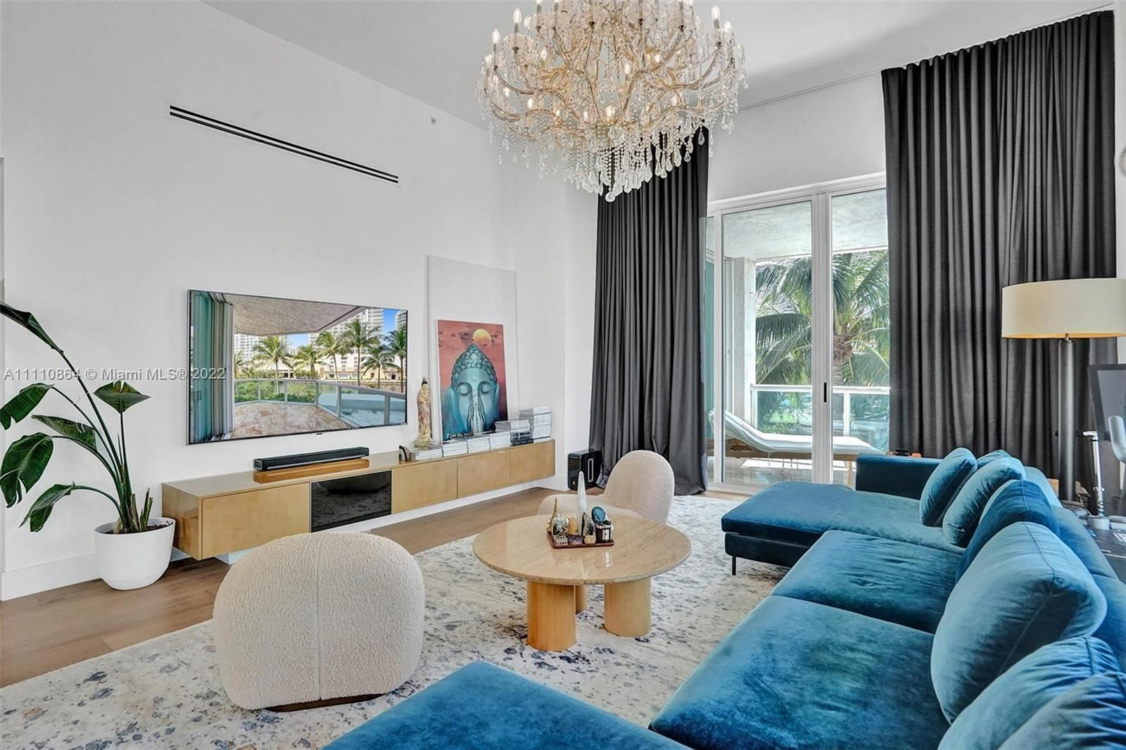 Photo of 16500 Collins Ave #256, Sunny Isles Beach, FL 33160 (MLS # A11110864)