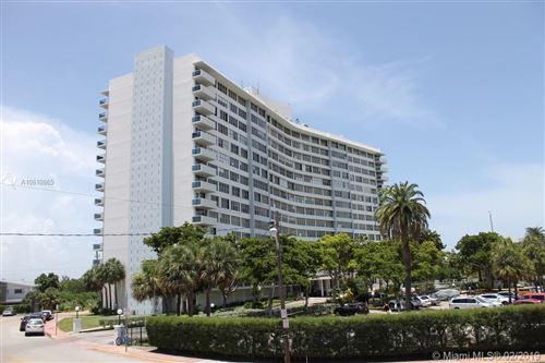 Foto de inmueble con direccion 7441 Wayne Ave #4J Miami Beach FL 33141 con MLS A10610865