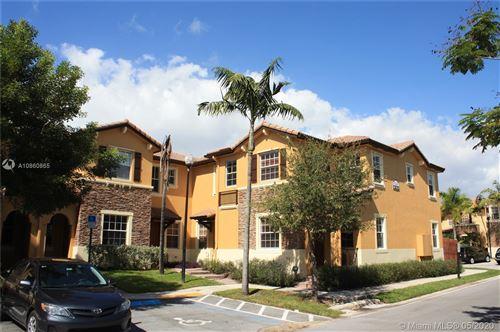 Photo of Listing MLS a10860865 in 9219 SW 227 Street #12 Cutler Bay FL 33190
