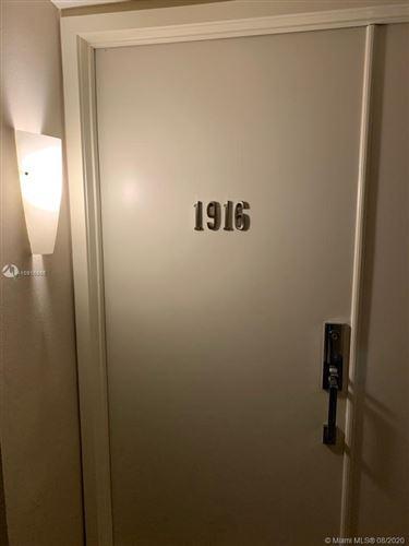 Photo of 2333 Brickell Ave #1916, Miami, FL 33129 (MLS # A10916865)
