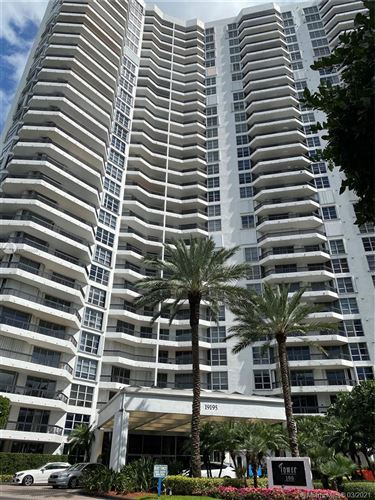 Photo of 19195 Mystic Pointe Dr #2804, Aventura, FL 33180 (MLS # A11008865)