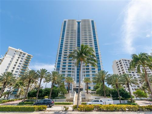 Photo of 3101 S Ocean Dr #1004, Hollywood, FL 33019 (MLS # A11021865)