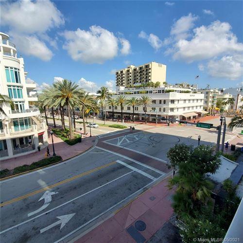 Photo of 465 Ocean Dr #405, Miami Beach, FL 33139 (MLS # A11039865)