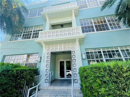 Photo of 1523 West Ave #204, Miami Beach, FL 33139 (MLS # A11075865)