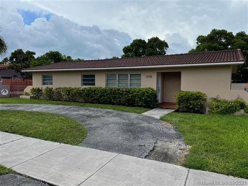 Photo of 9865 SW 26th Ter, Miami, FL 33165 (MLS # A11096865)