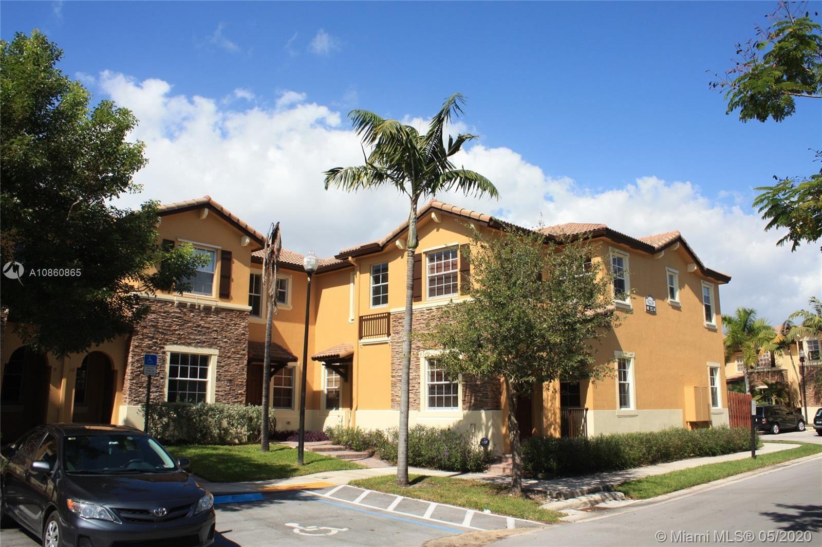 9219 SW 227 Street #12, Cutler Bay, FL 33190 - #: A10860865