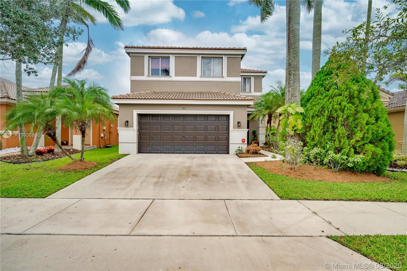 460 Silver Palm Way, Weston, FL 33327 - #: A10906865