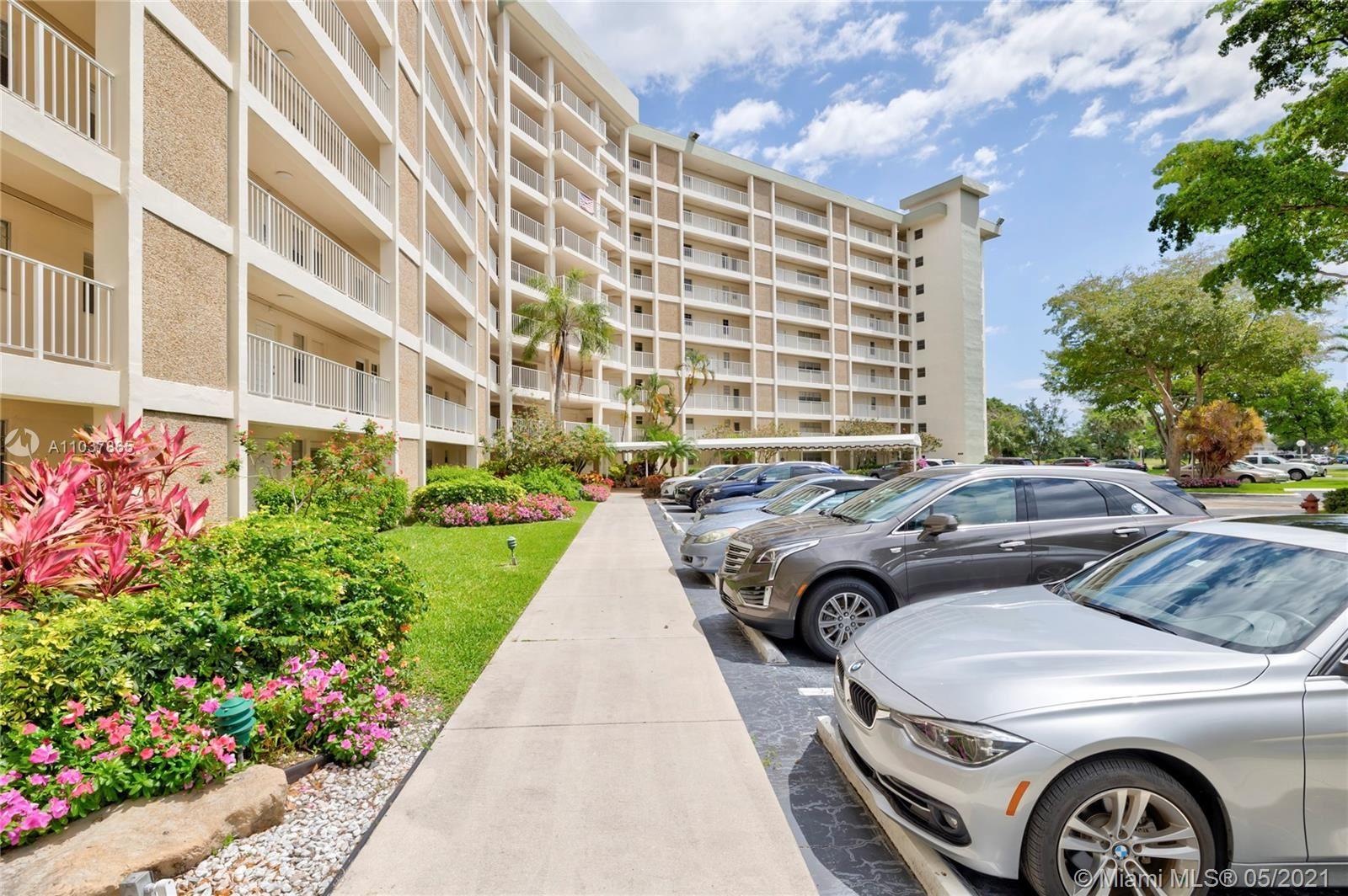 3090 N Course Dr #601, Pompano Beach, FL 33069 - #: A11037865