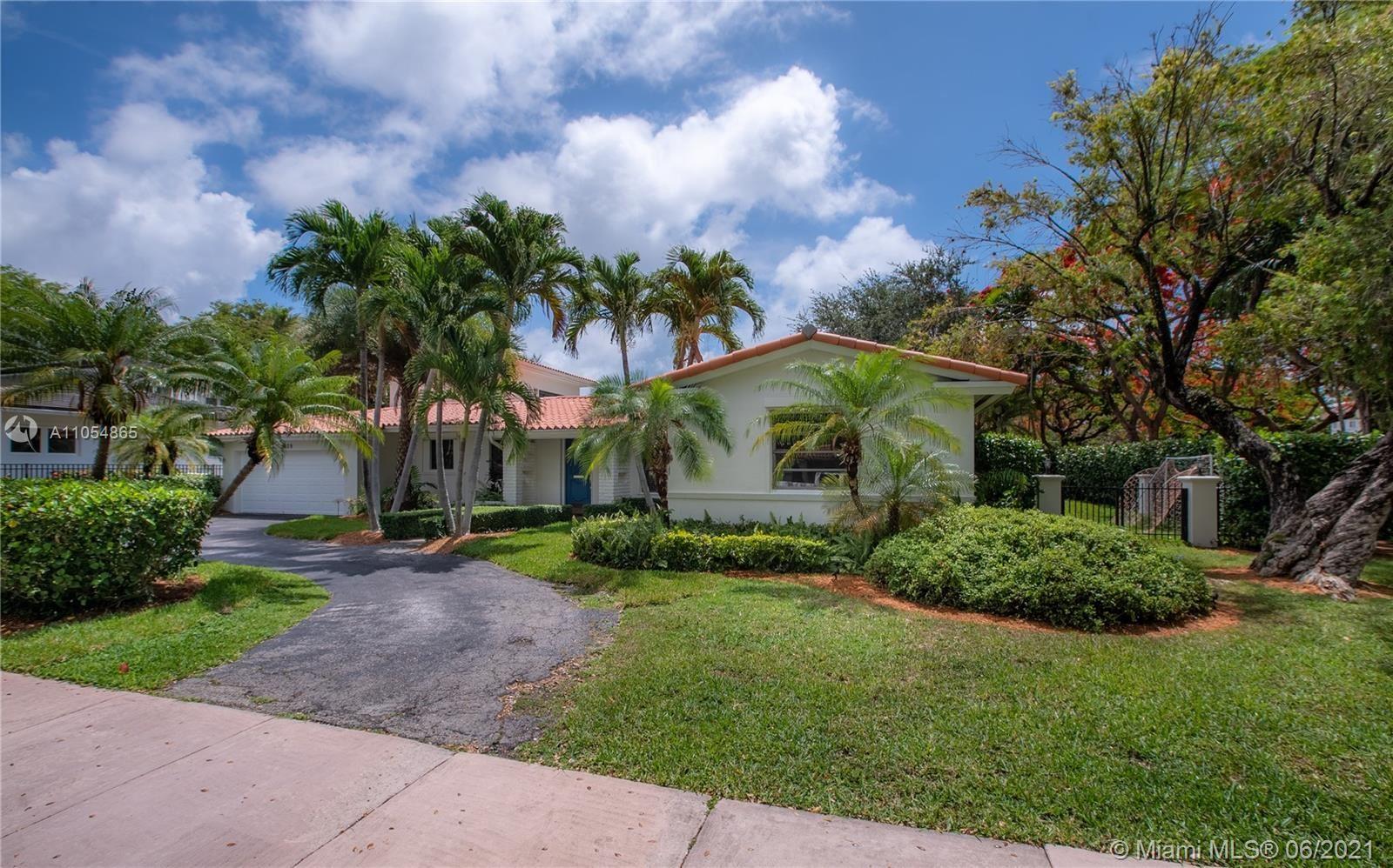 6009 San Vicente St, Coral Gables, FL 33146 - #: A11054865