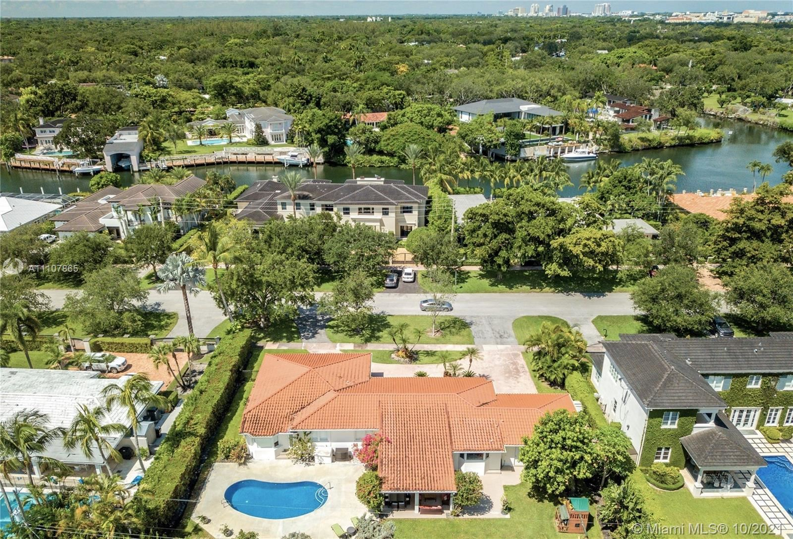 Photo of 6411 Riviera Drive, Coral Gables, FL 33146 (MLS # A11107865)