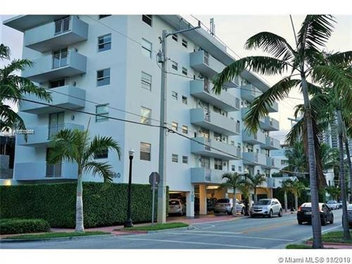 Photo of 360 Meridian Ave #5C, Miami Beach, FL 33139 (MLS # A10775866)