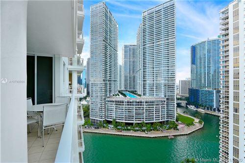 Foto de inmueble con direccion 801 Brickell Key Blvd #2310 Miami FL 33131 con MLS A10799866