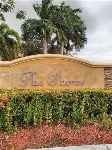 Photo of Listing MLS a10820866 in 9105 SW 227th St #7 Cutler Bay FL 33190