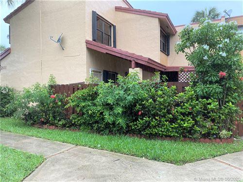 Photo of 211 W Park Dr #1-106, Miami, FL 33172 (MLS # A10870866)
