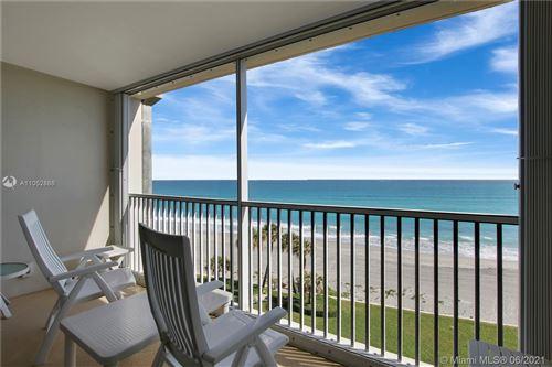 Photo of 250 Beach Rd #507, Tequesta, FL 33469 (MLS # A11052866)