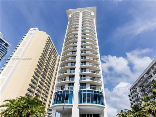 Photo of 17315 Collins Ave #1208, Sunny Isles Beach, FL 33160 (MLS # A11058866)