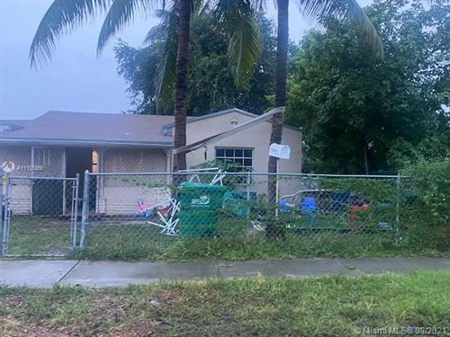 Photo of 2435 NW 87th St, Miami, FL 33147 (MLS # A11101866)