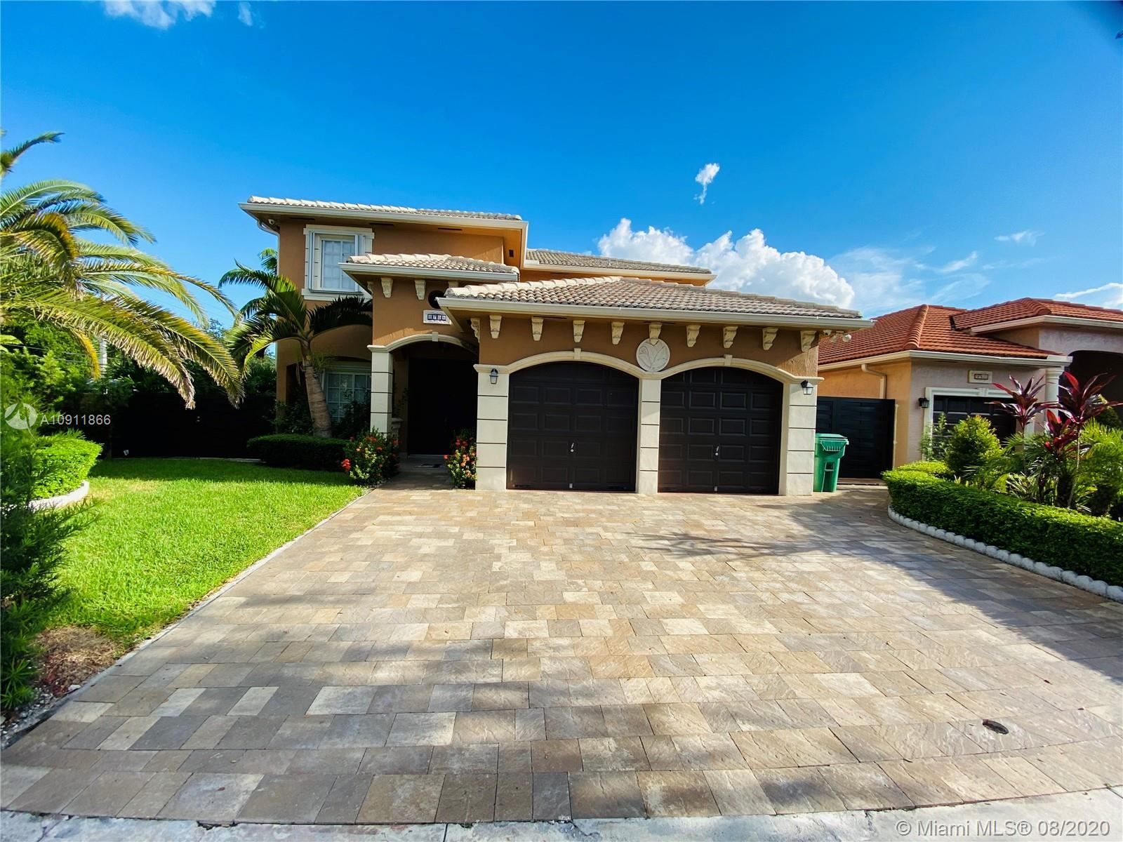 8704 NW 147th Ln, Miami Lakes, FL 33018 - #: A10911866