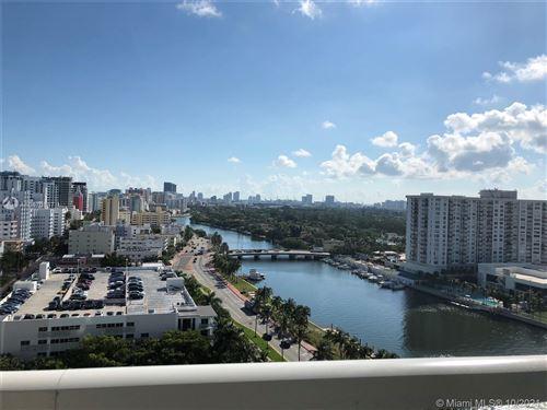 Photo of 4401 Collins Ave #1612, Miami Beach, FL 33140 (MLS # A10470867)