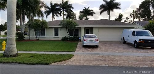 Photo of Listing MLS a10809867 in 12430 SW 10th Ct Davie FL 33325