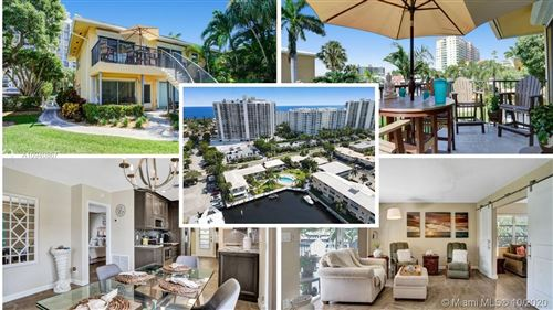 Photo of 2901 NE 33rd Avenue #4C, Fort Lauderdale, FL 33308 (MLS # A10940867)