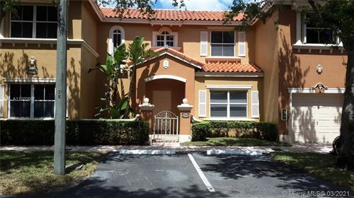 Photo of 8423 NW 138th Ter #2806, Miami Lakes, FL 33016 (MLS # A11000867)