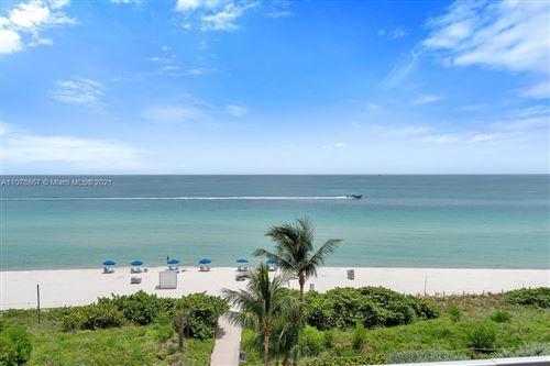 Photo of 5555 Collins Ave #7G, Miami Beach, FL 33140 (MLS # A11078867)