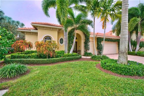 Photo of Listing MLS a10810868 in 301 Charroux Dr Palm Beach Gardens FL 33410