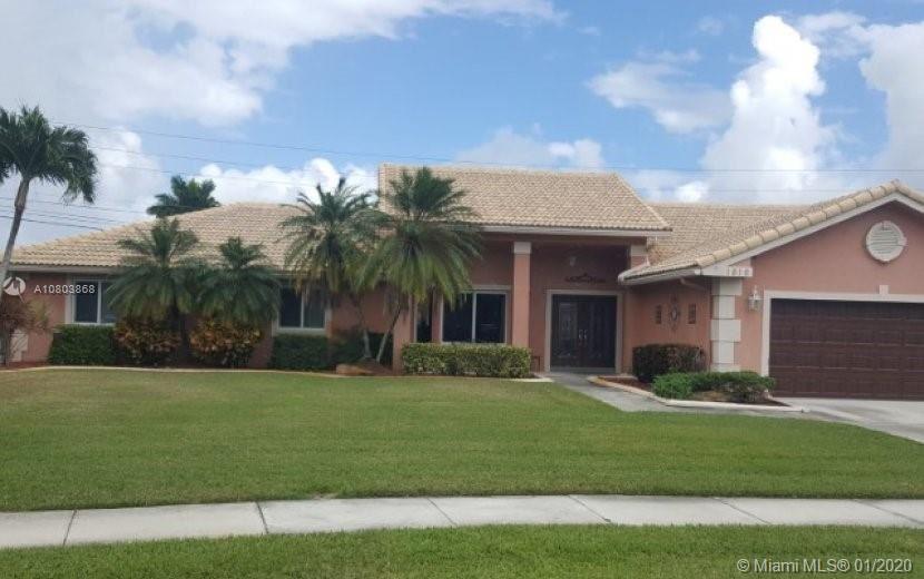 1816 SW 101st Ave, Davie, FL 33324 - #: A10803868