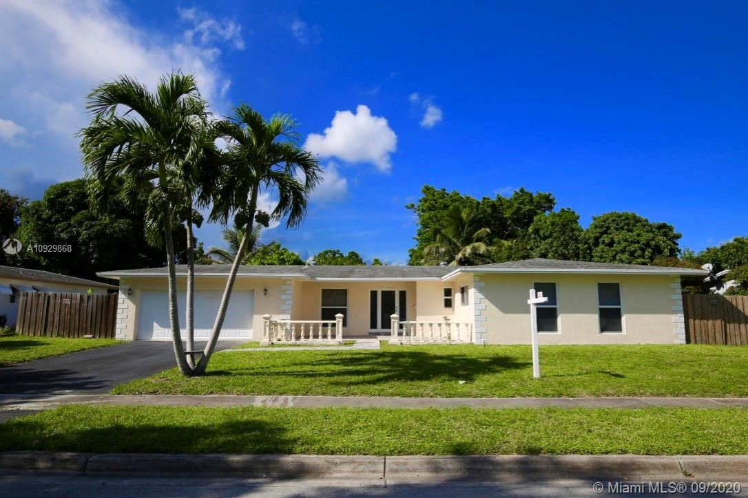 Photo of 6735 SW 6th St, Margate, FL 33068 (MLS # A10929868)