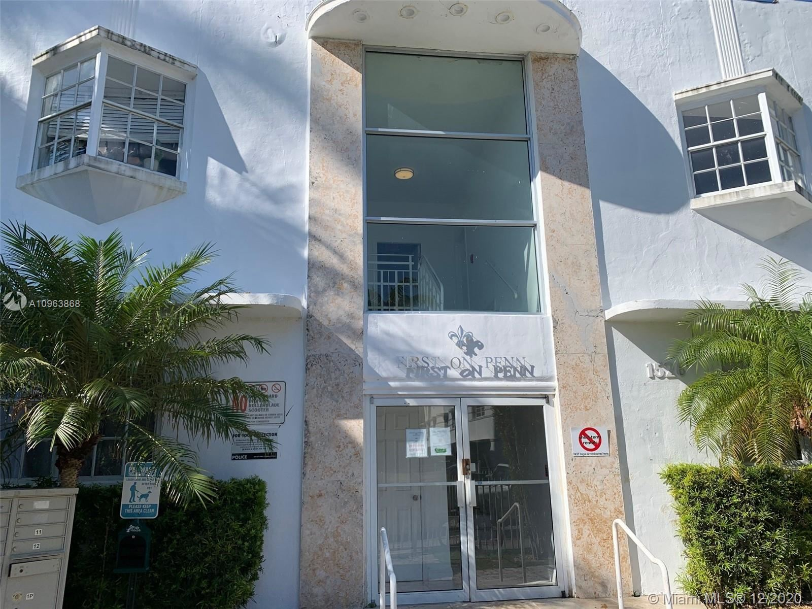 1526 Pennsylvania Ave #11, Miami Beach, FL 33139 - #: A10963868