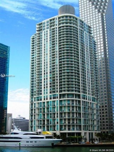 Photo of 300 S BISCAYNE BLVD #2509, Miami, FL 33131 (MLS # A11027869)