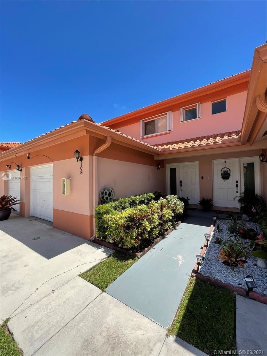 20810 San Simeon Way #108, Miami, FL 33179 - #: A11097869