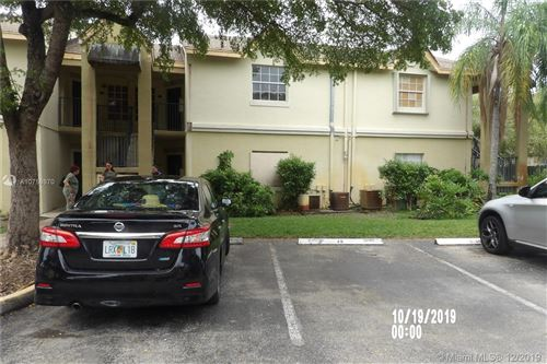 Photo of 18312 NW 68th Ave #H, Hialeah, FL 33015 (MLS # A10759870)